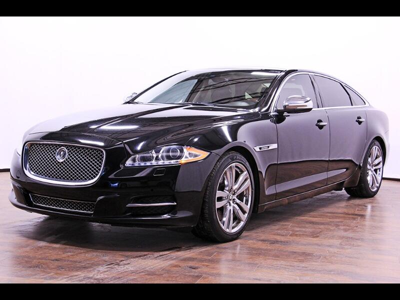 2012 Jaguar XJ-Series XJL