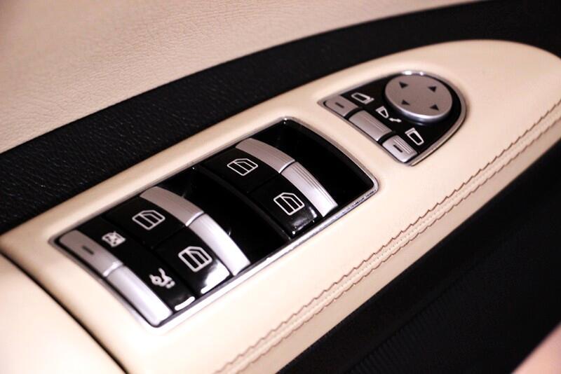 2013 Mercedes-Benz S-Class S550