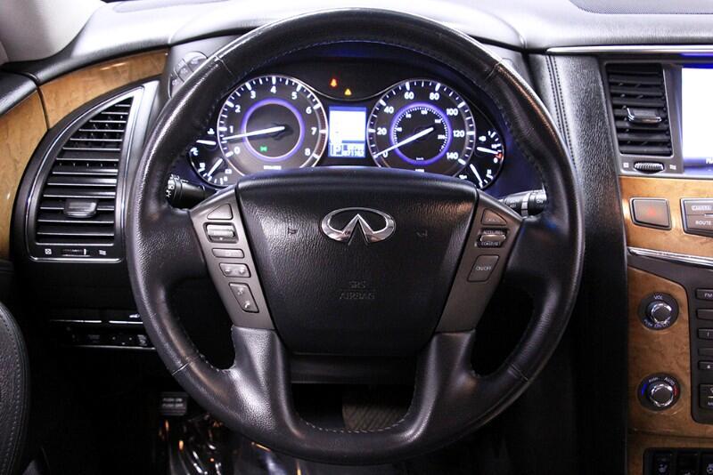 2012 Infiniti QX56 2WD