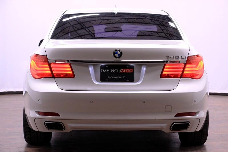 2011 BMW 7-Series 740iL