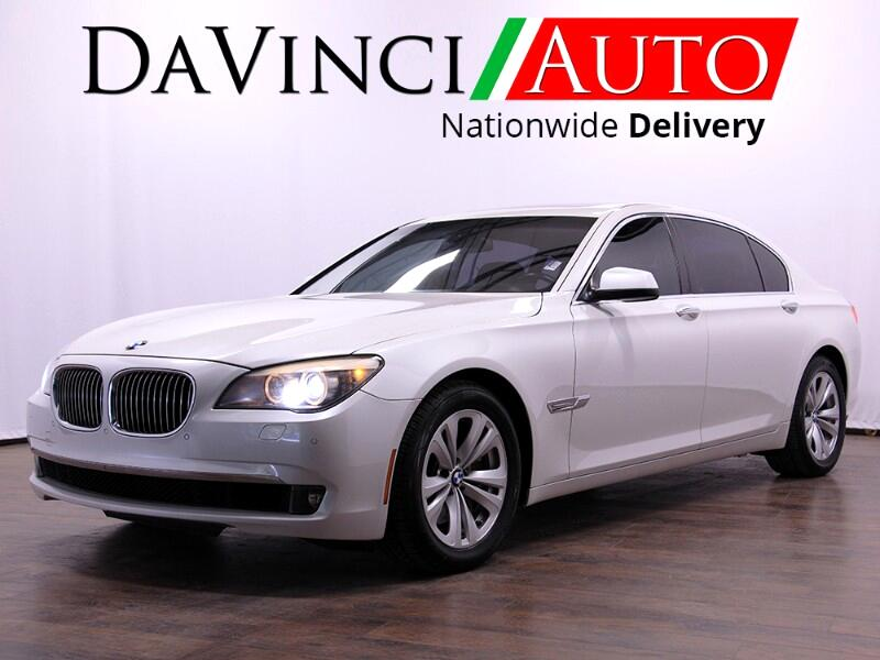 2011 BMW 7-Series 740iL