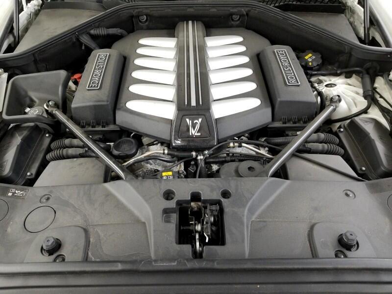 2017 Rolls-Royce Ghost Series II Sedan