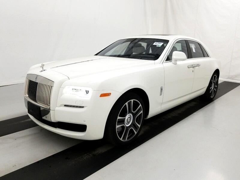 2017 Rolls-Royce Ghost Series II Sedan