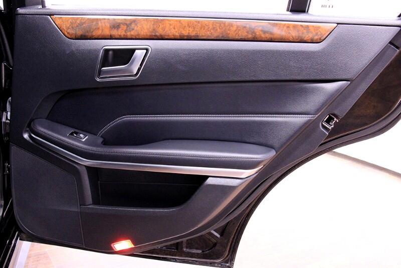 2014 Mercedes-Benz E-Class E350 4MATIC Sedan