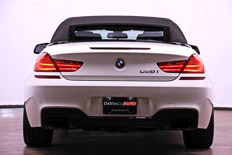 2014 BMW 6-Series 650i Convertible