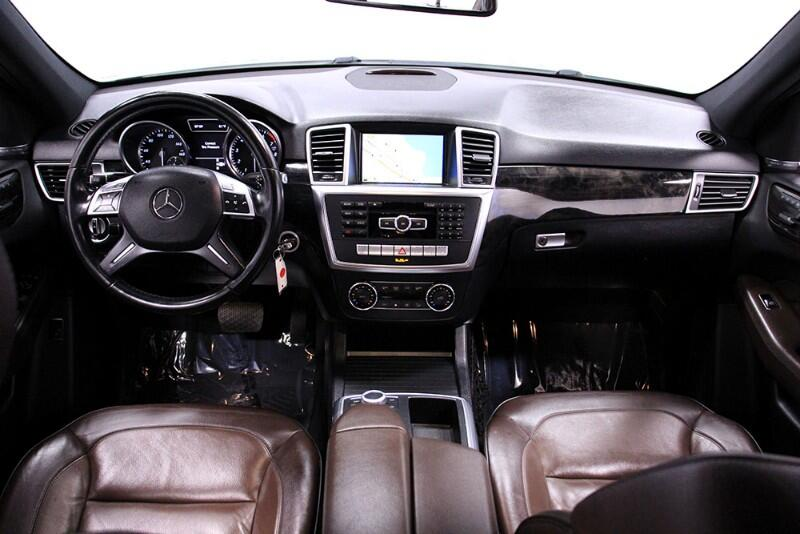 2012 Mercedes-Benz M-Class ML550