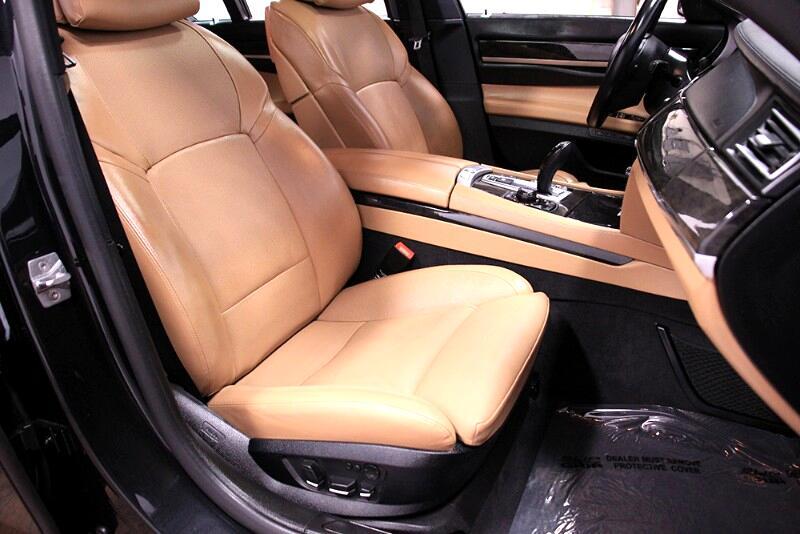 2012 BMW 7-Series 750i