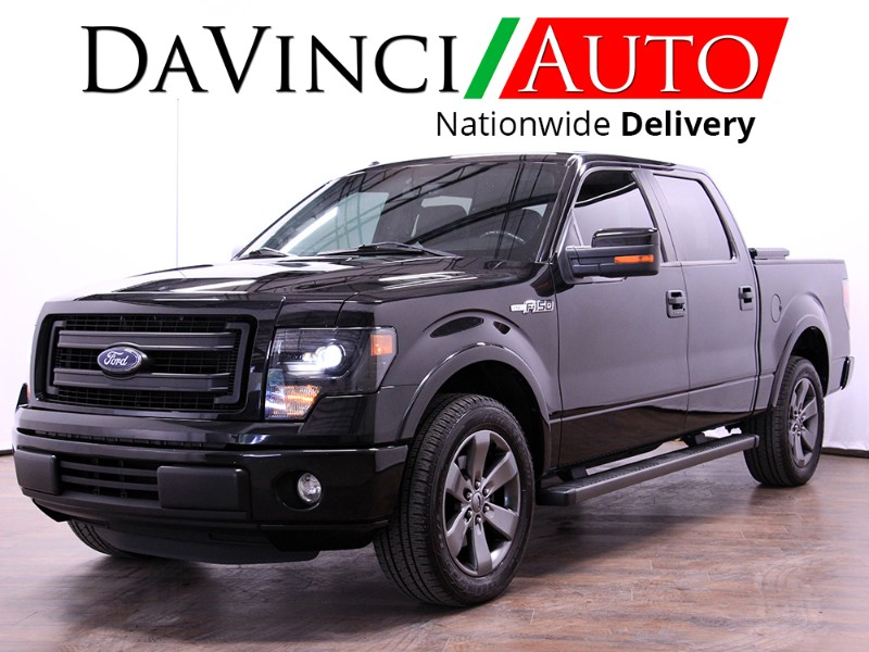 2014 Ford F-150 FX2 SuperCrew 5.5-ft. Bed 2WD