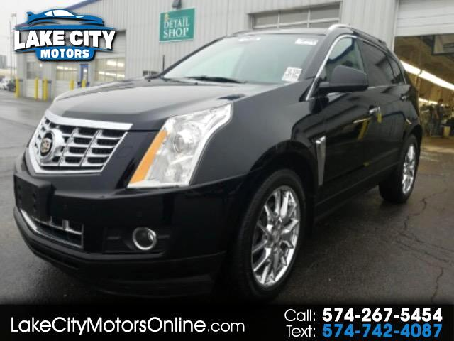 2014 Cadillac SRX AWD Turbo Performance Collection