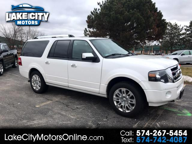 2014 Ford Expedition EL EL Limited 4WD