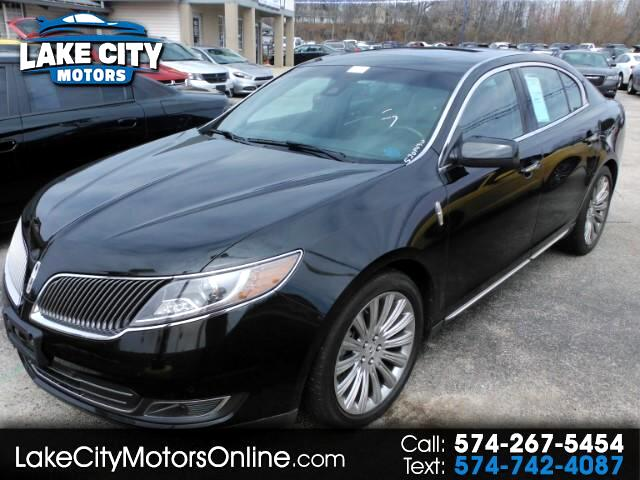 2015 Lincoln MKS 4dr Sdn AWD