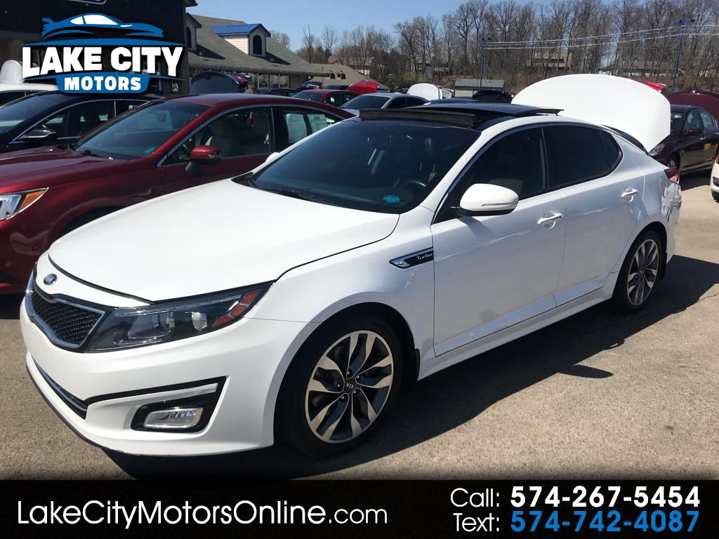 2014 Kia Optima 4dr Sdn SX w/Limited Pkg