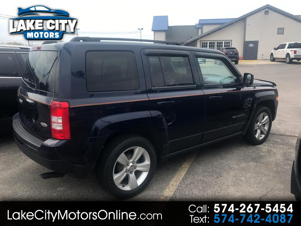 2014 Jeep Patriot FWD 4dr Latitude