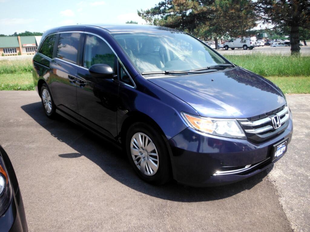 2015 Honda Odyssey 5dr LX
