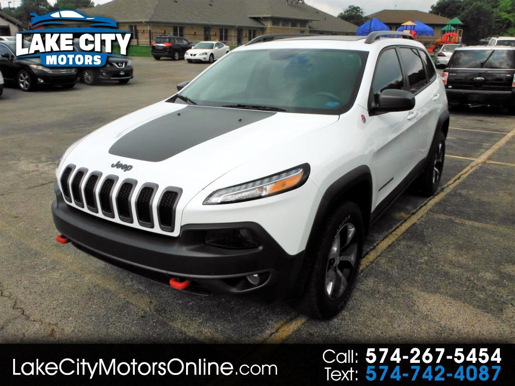 2016 Jeep Cherokee 4WD 4dr Trailhawk