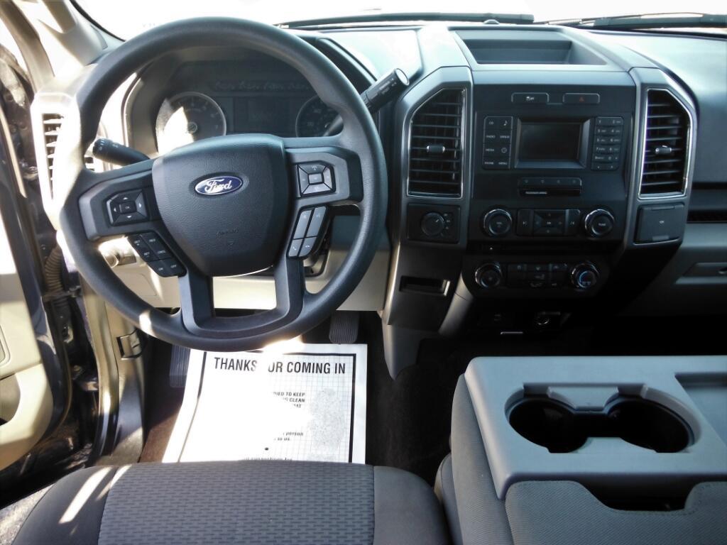 2017 Ford F-150 XLT 4WD SuperCrew 5.5' Box
