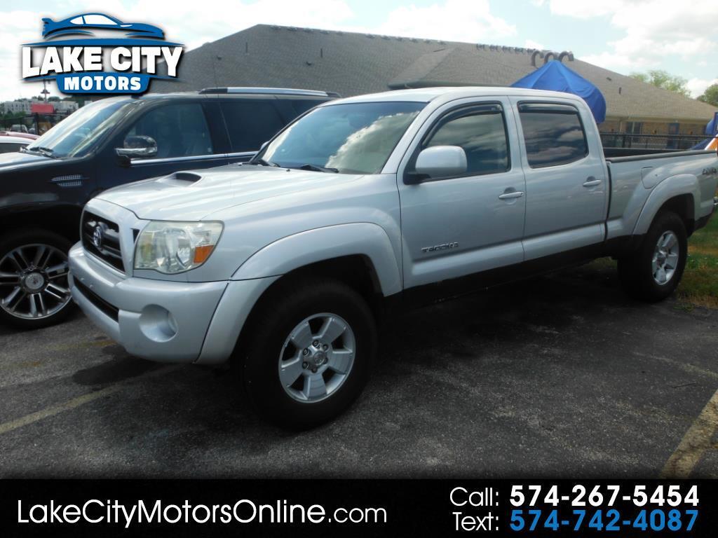 """2005 Toyota Tacoma Double 141"""" Auto 4WD (Natl)"""