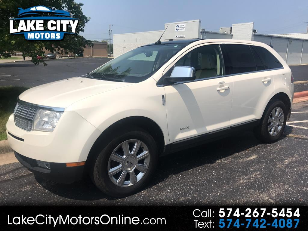 Used 2007 Lincoln Mkx For Sale In Elkhart Cargurus Fuel Filter 2008 Fwd Cars Warsaw 46582