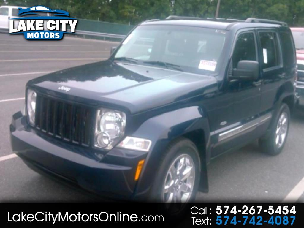 2012 Jeep Liberty 4WD 4dr Limited