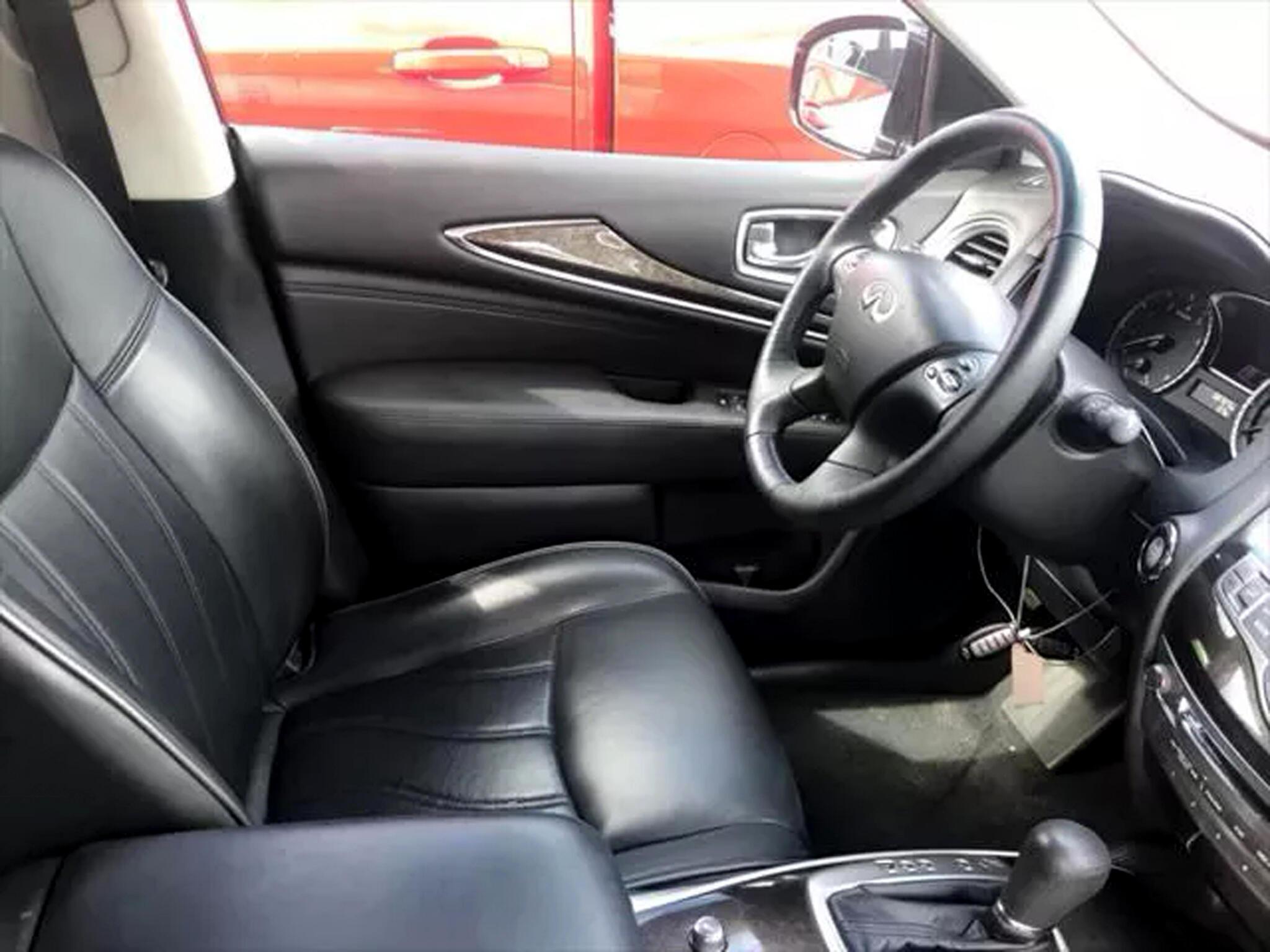 2015 Infiniti QX60 FWD
