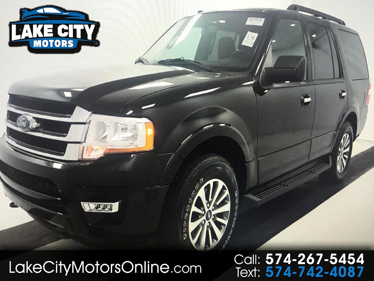 "2017 Ford Expedition 119"" WB XLT"