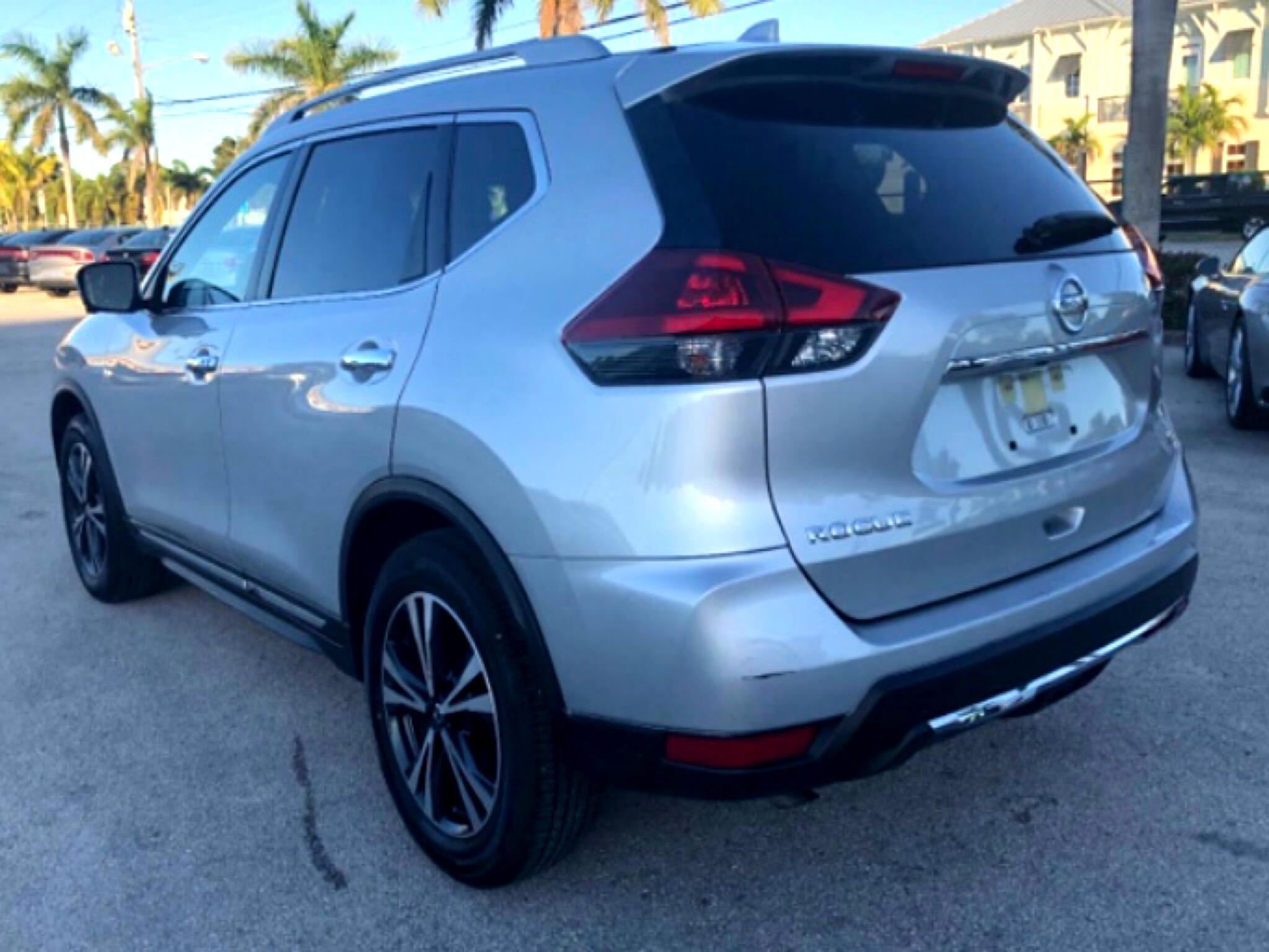 2018 Nissan Rogue FWD SL
