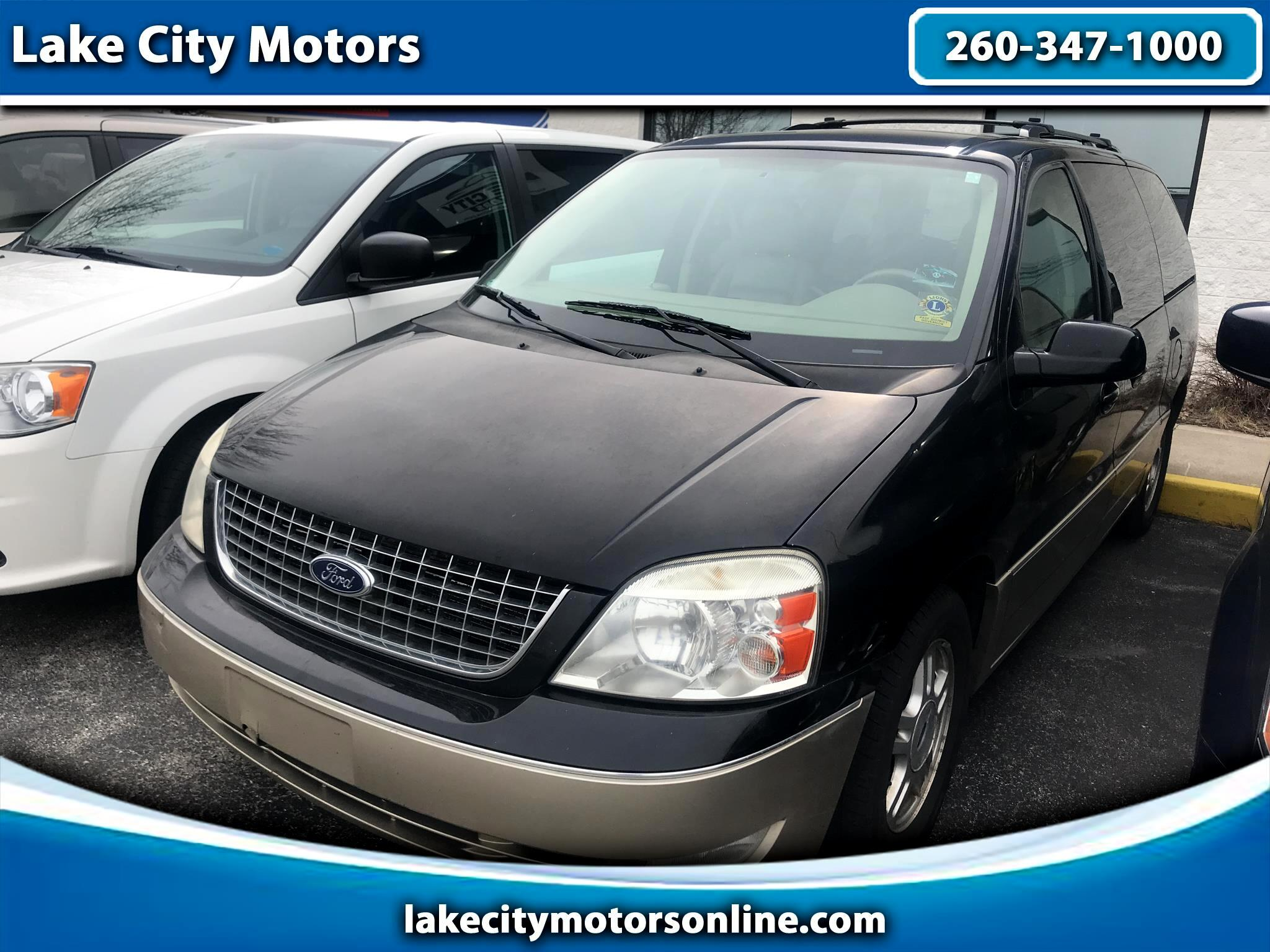 2004 Ford Freestar Wagon 4dr Limited