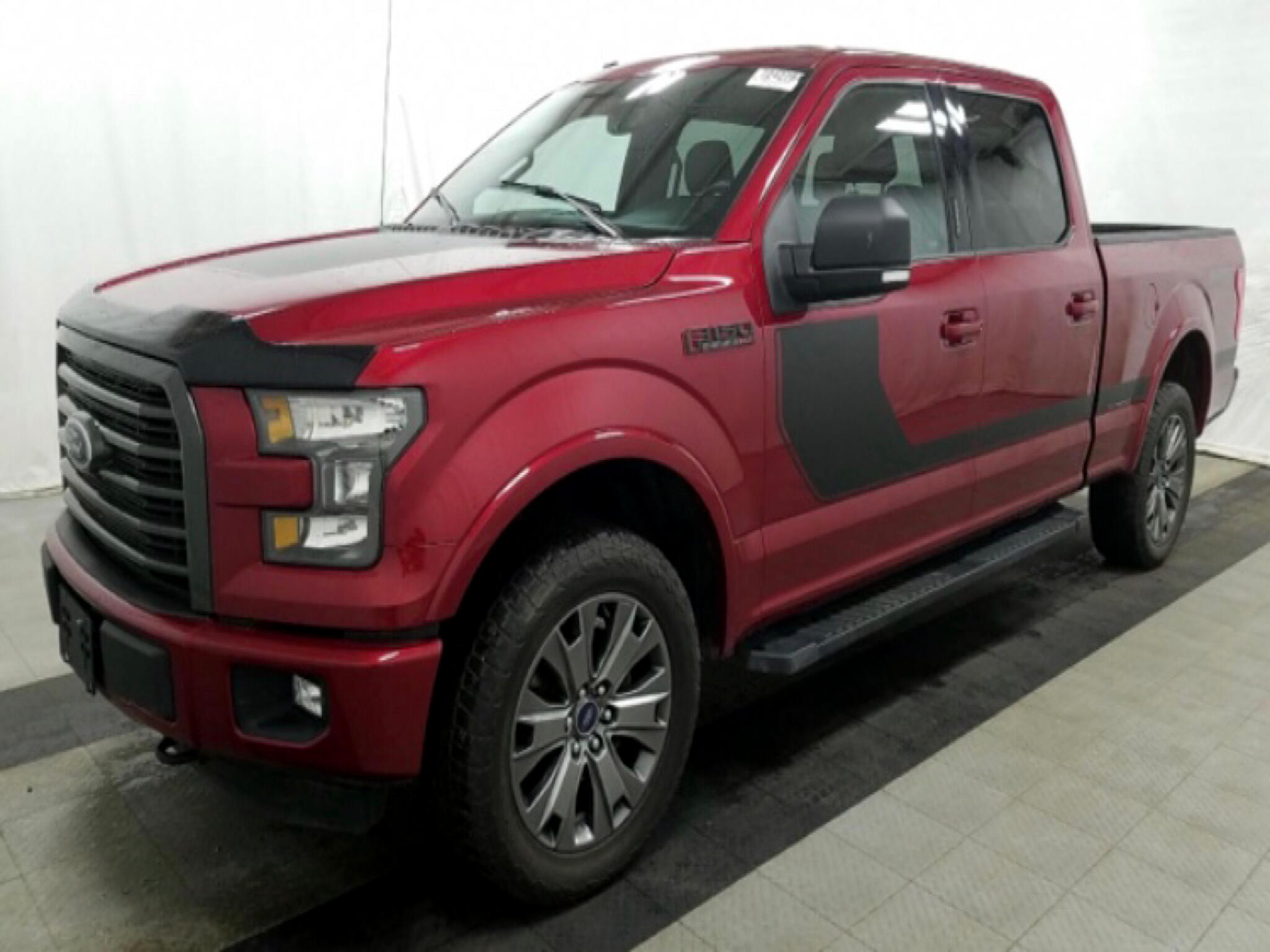 2016 Ford F-150 FX4 SuperCrew