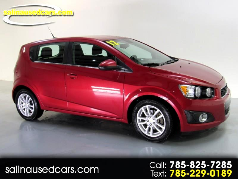 2012 Chevrolet Sonic 2LT 5-Door
