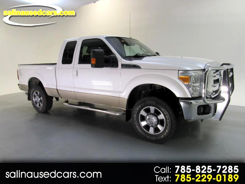 2011 Ford F-250 SD Lariat SuperCab 4WD