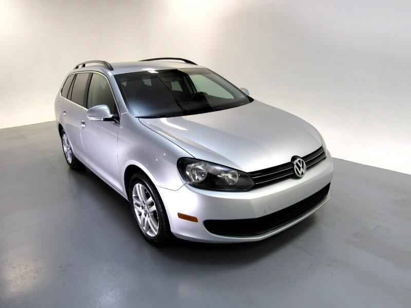 Volkswagen Jetta SportWagen 2.0L TDI 2014