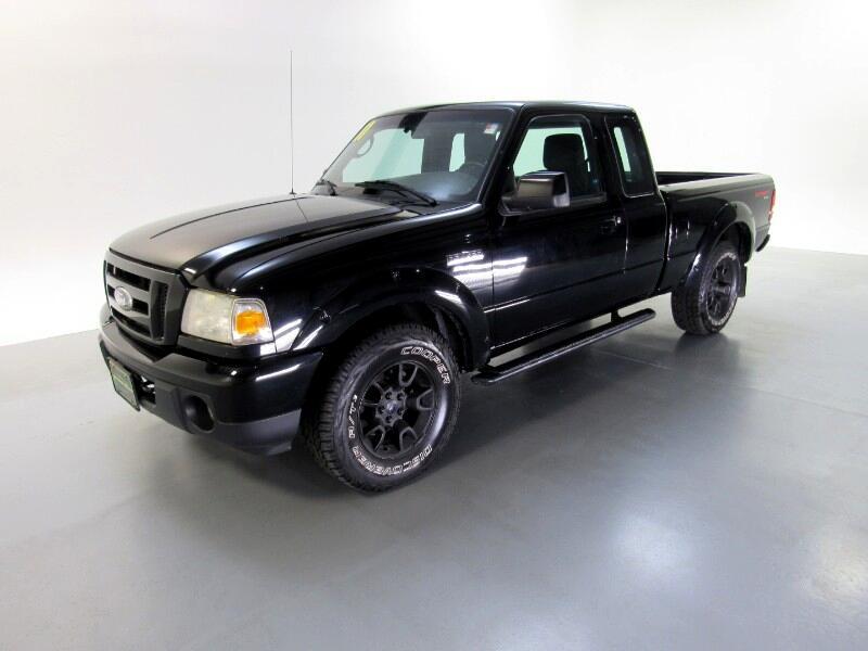 2011 Ford Ranger Sport SuperCab 4-Door 4WD