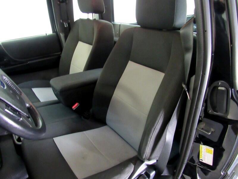 Ford Ranger Sport SuperCab 4-Door 4WD 2011
