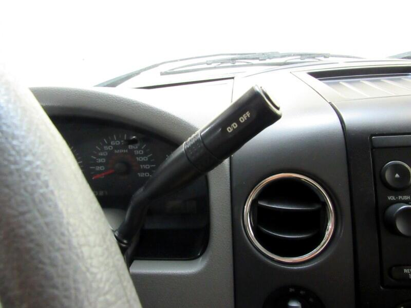 2005 Ford F-150 XLT SuperCab 4WD