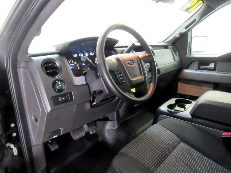 2014 Ford F-150 STX SuperCrew 4WD