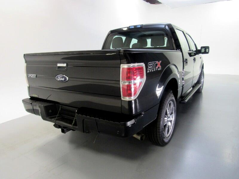 Ford F-150 STX SuperCrew 4WD 2014
