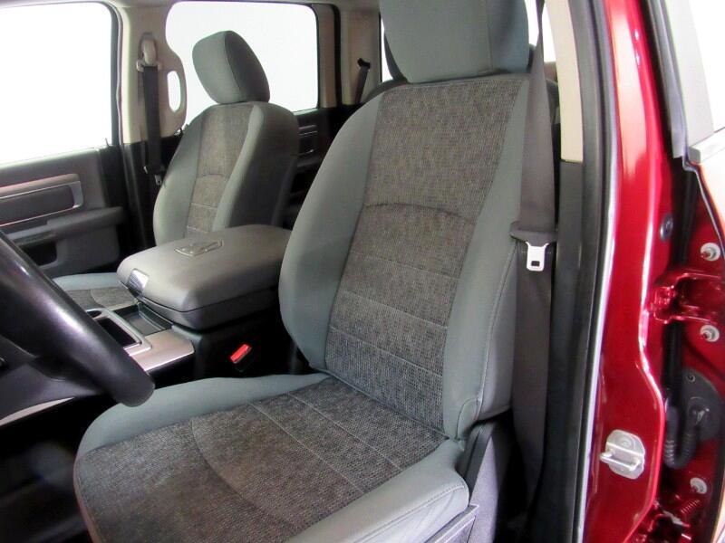 RAM 1500 SLT Crew Cab SWB 4WD 2015