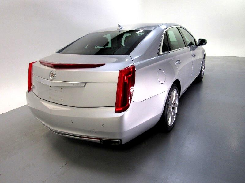 2013 Cadillac XTS Luxury AWD