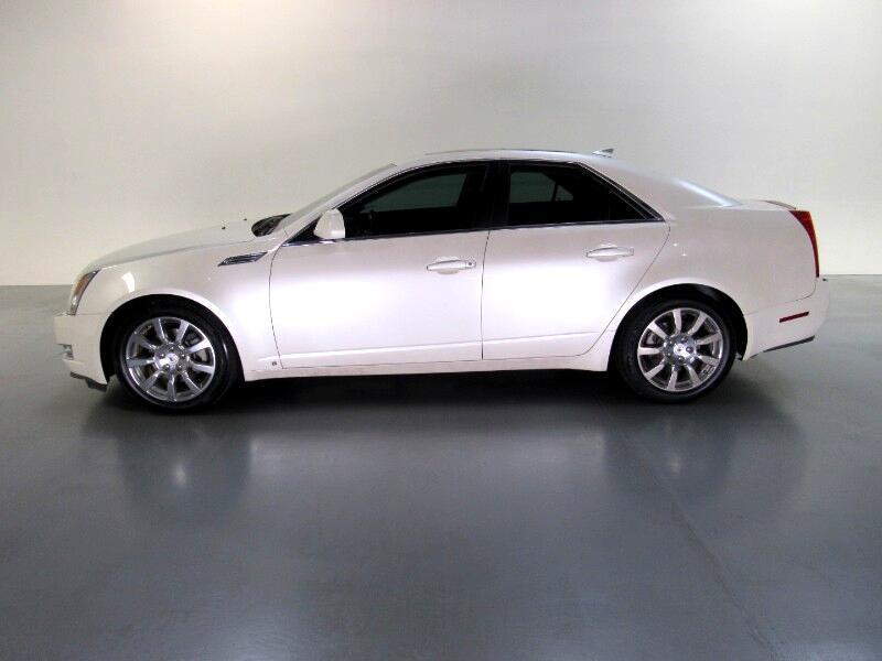 2009 Cadillac CTS 3.6L SIDI with Navigation