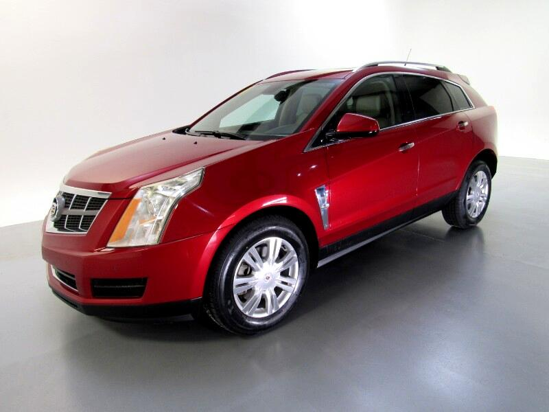 Cadillac SRX Luxury Collection AWD 2011