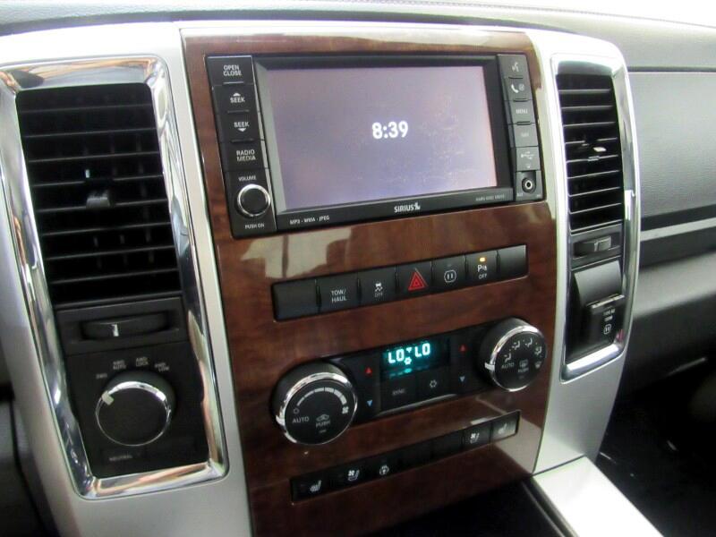 RAM 1500 Laramie Crew Cab 4WD 2010