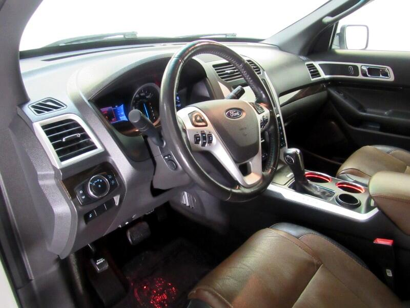 Ford Explorer Limited FWD 2013