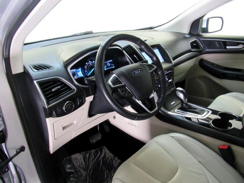 Ford Edge Titanium AWD 2016
