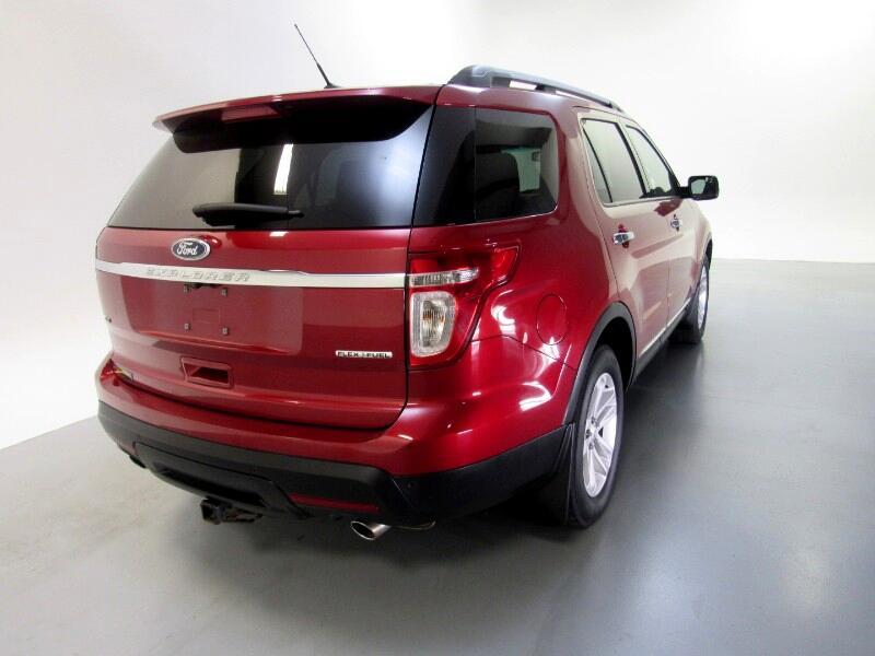 Ford Explorer XLT FWD 2013