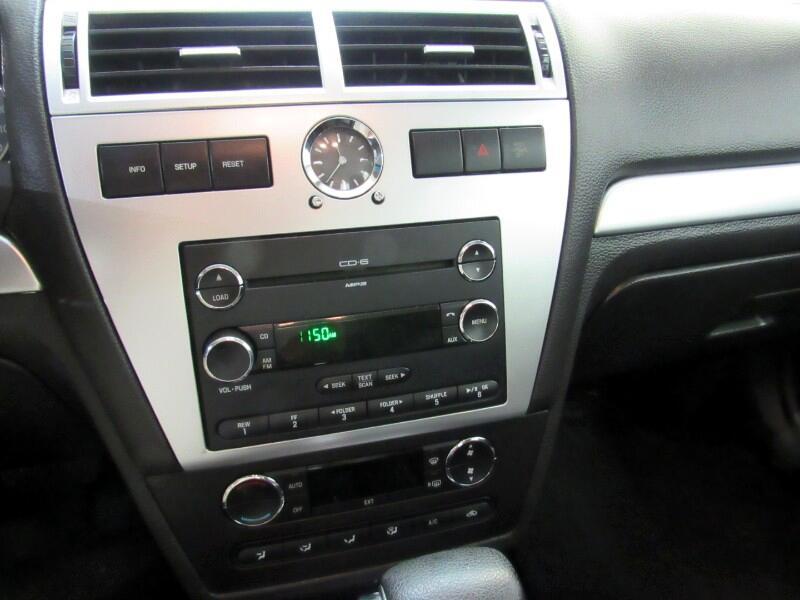 Mercury Milan I4 Premier 2008