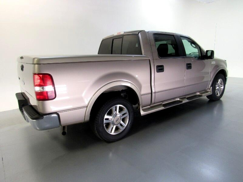 Ford F-150 Lariat SuperCrew 2WD 2005