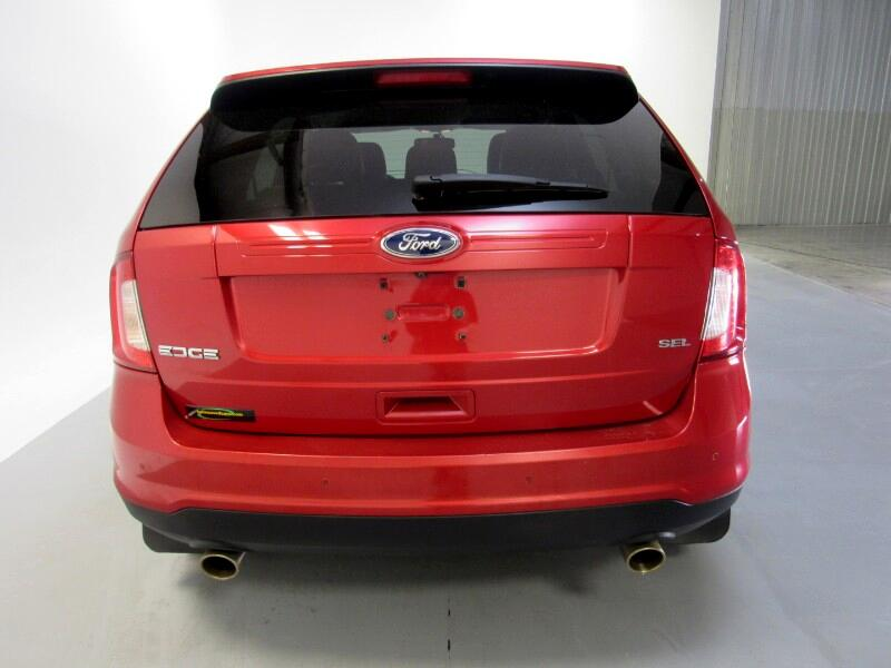 Ford Edge SEL FWD 2012