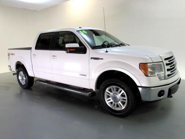 2014 Ford F-150 Lariat SuperCrew 5.5-ft. Bed 4WD