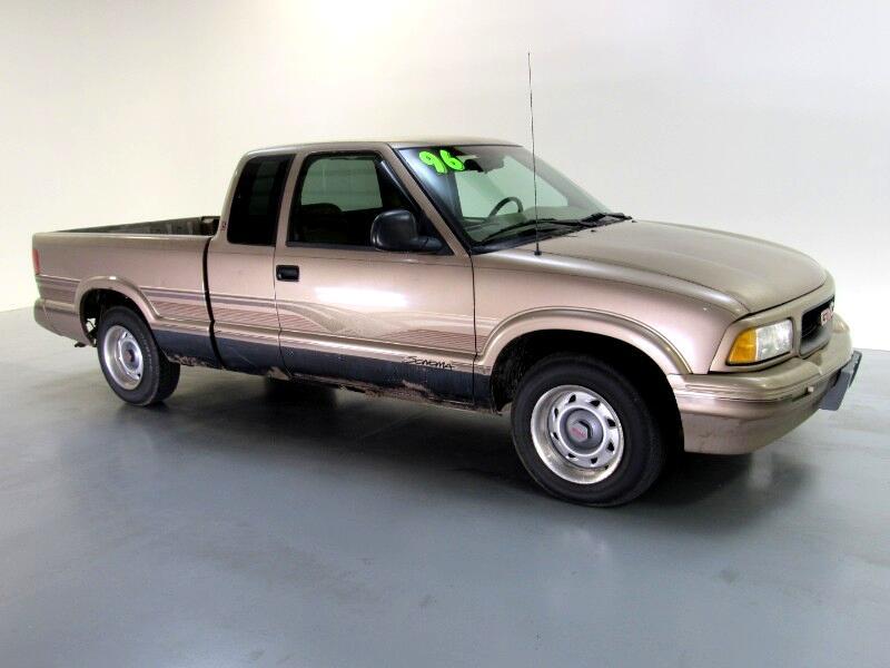 1996 GMC Sonoma Club Coupe 2WD