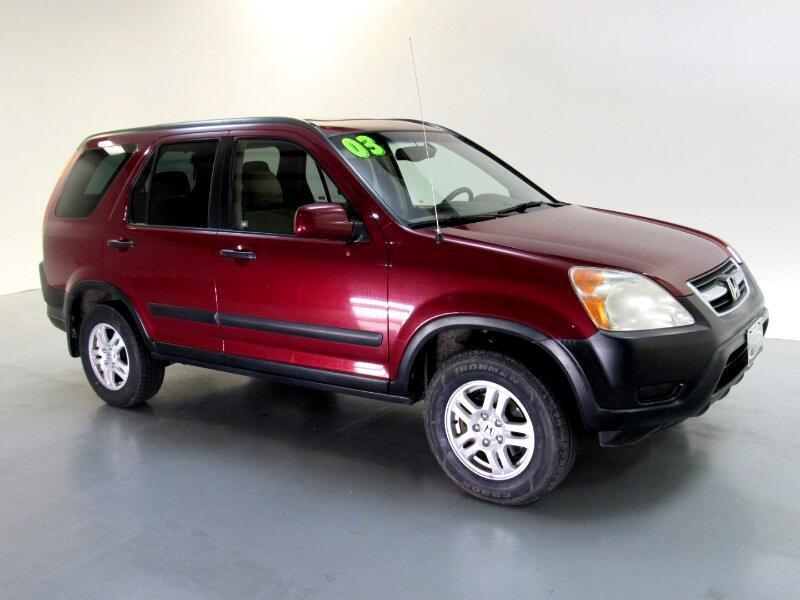 2003 Honda CR-V EX 4WD